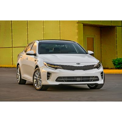 Коврики EVA для KIA OPTIMA IV (2015-н.в.)