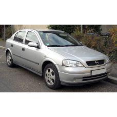 Коврики EVA для Opel ASTRA G (1998-2009)