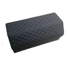 Сумка органайзер (саквояж) для багажника авто с липучкой сзади 30х30х70 см